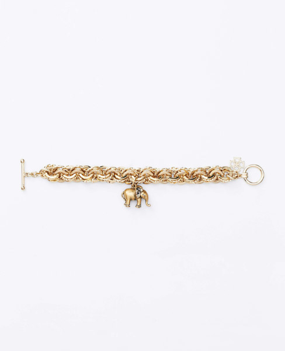 Ann Taylor St. Jude Elephant Charm Jewelry Collection