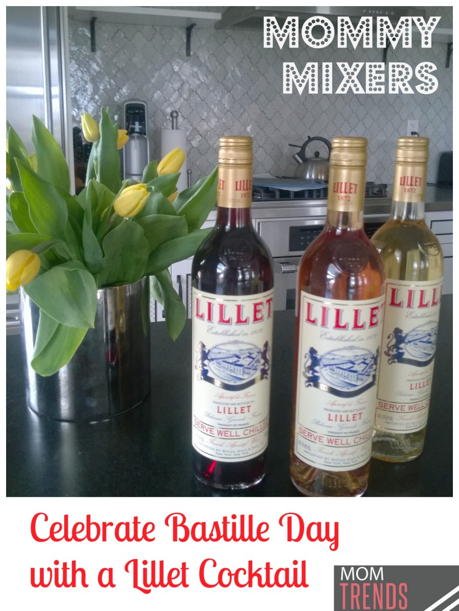 bastille day cocktails