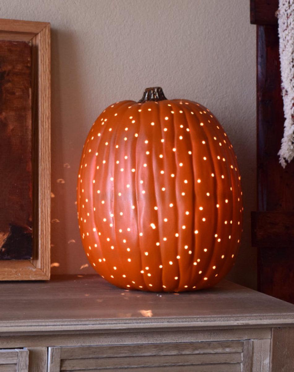 pumpkin drill