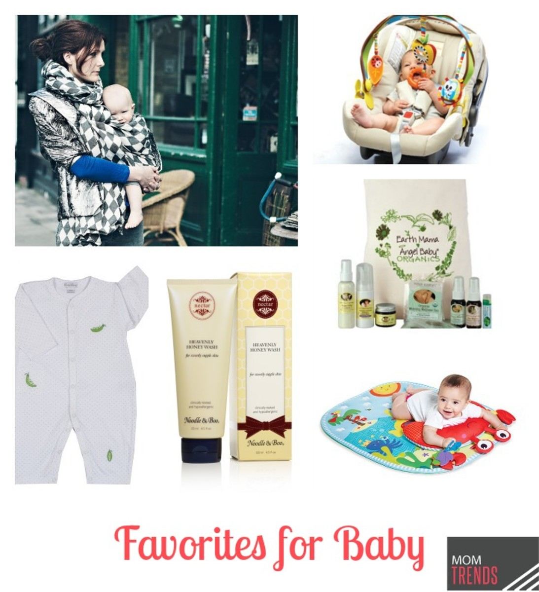 Favorites for Baby