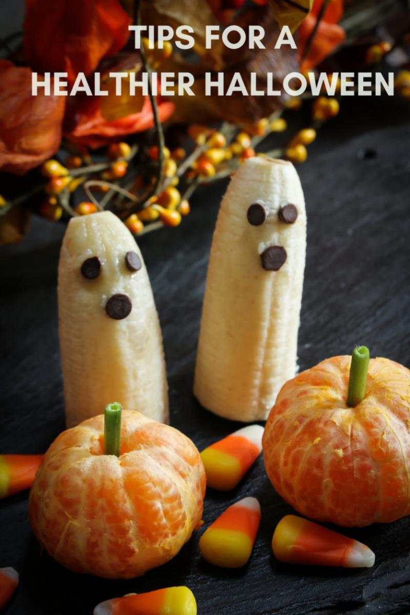 Tips for a Healthier Halloween