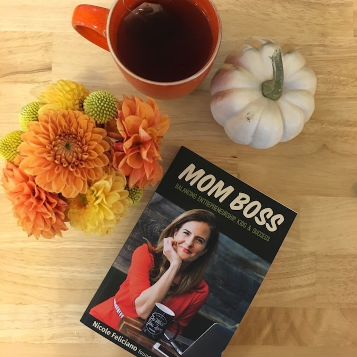 mom boss book nicole feliciano