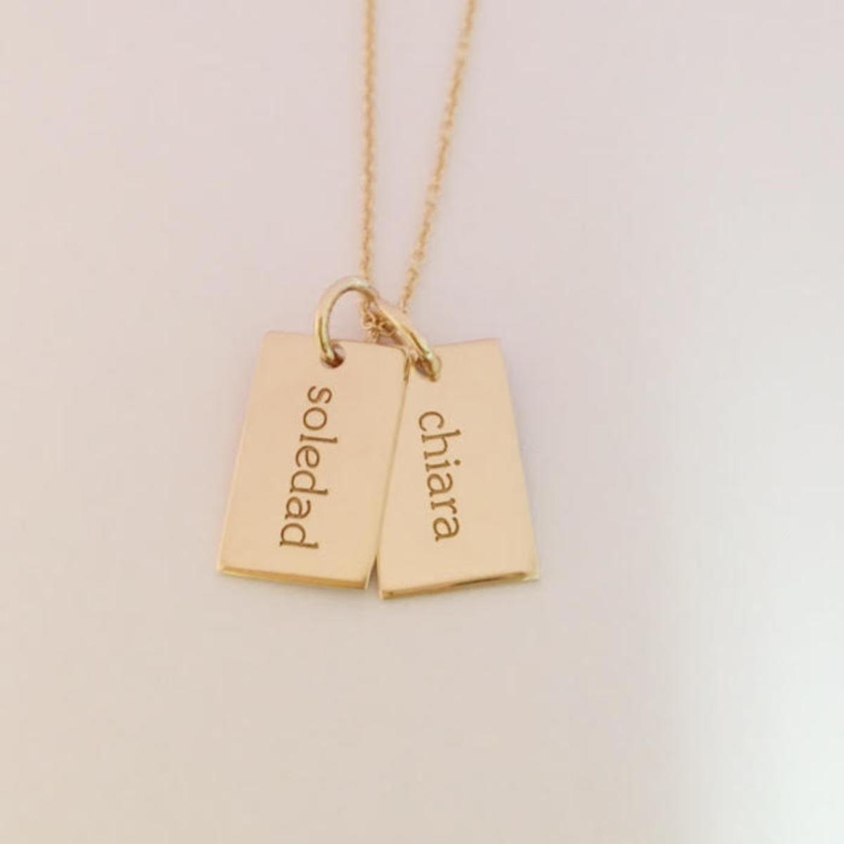 personalized new mom necklace momtrends
