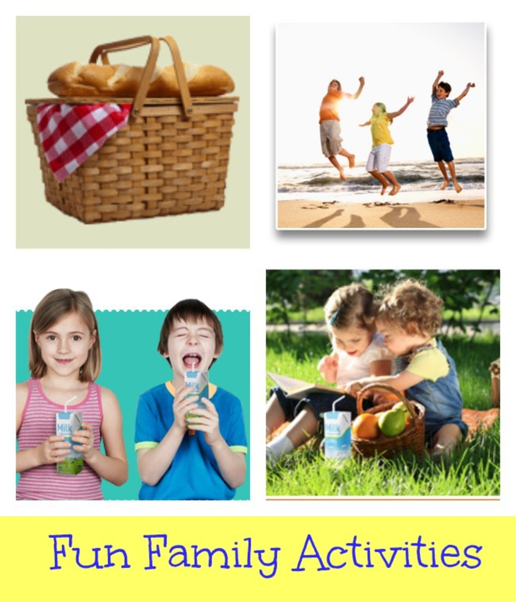 Family Activities: Tips And Ideas For Fun Family Activities