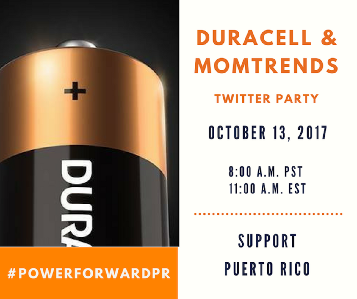 Help is on the Way to Puerto Rico #PowerUpPR