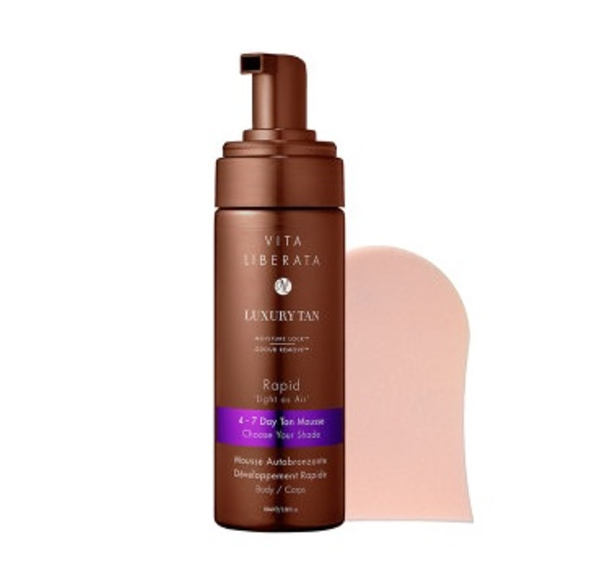 Rapid Tan Mousse