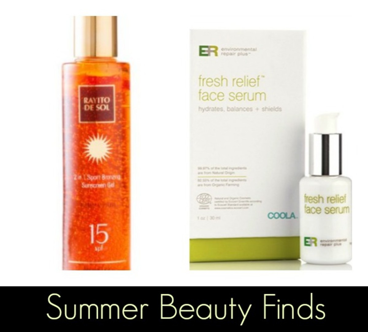 Summer Beauty Finds