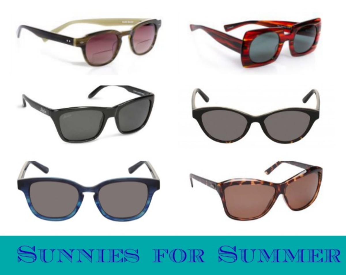 Sunglasses for Summer