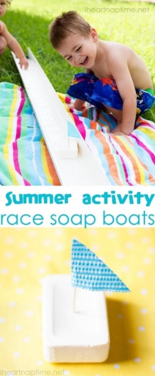 RaceSoapBoats