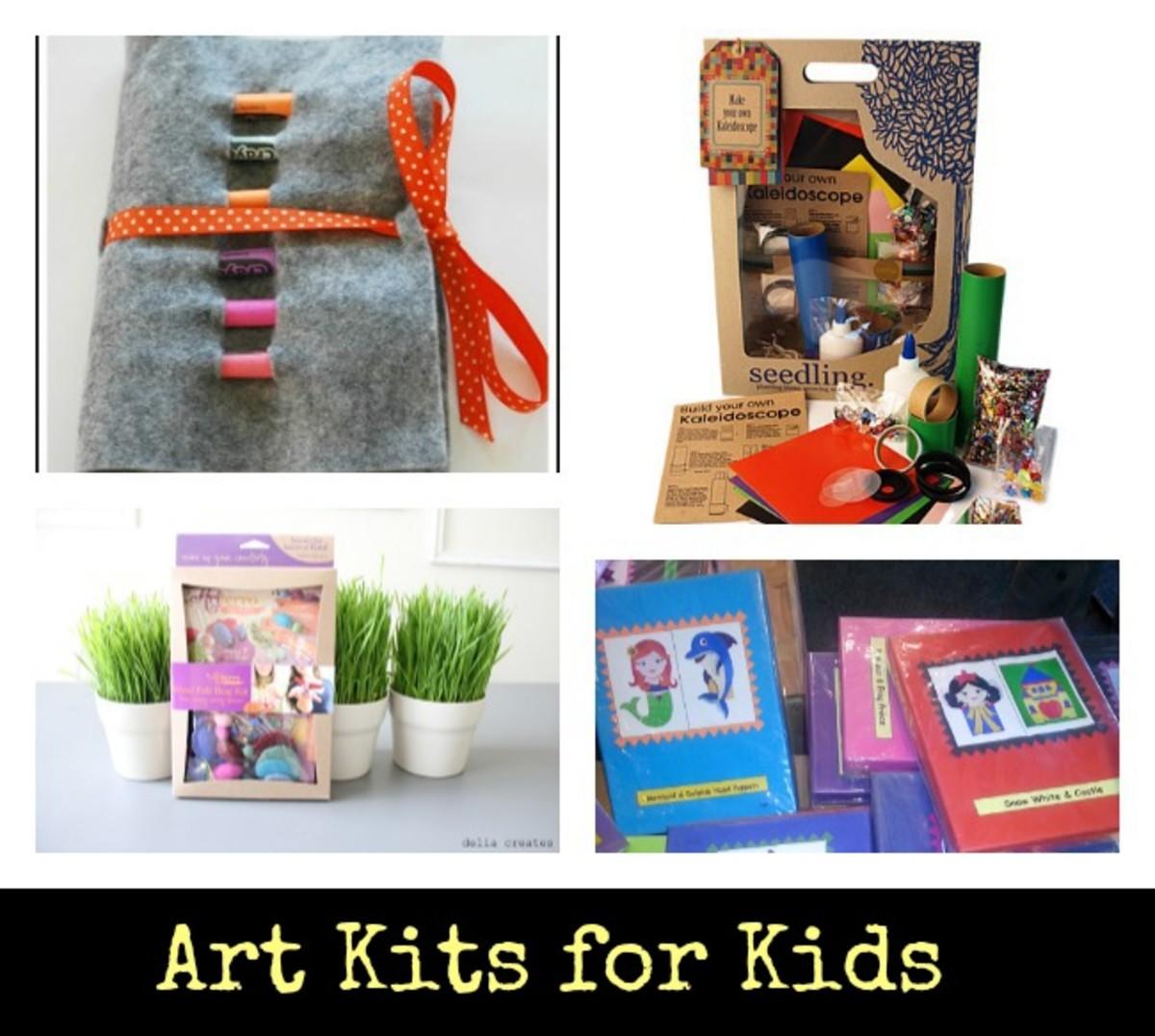 friday finds art kits for kids momtrendsmomtrends. Black Bedroom Furniture Sets. Home Design Ideas
