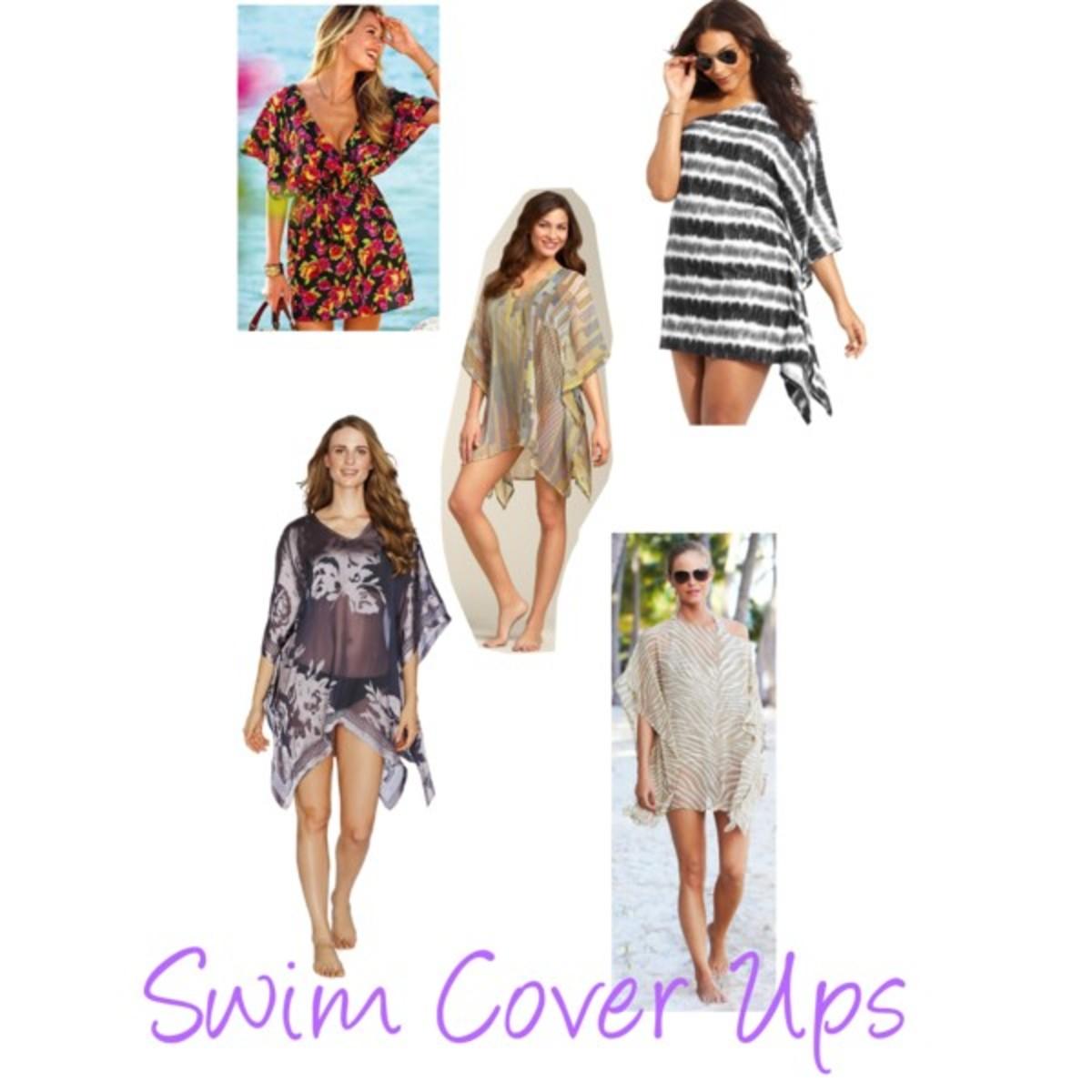 swim cover ups