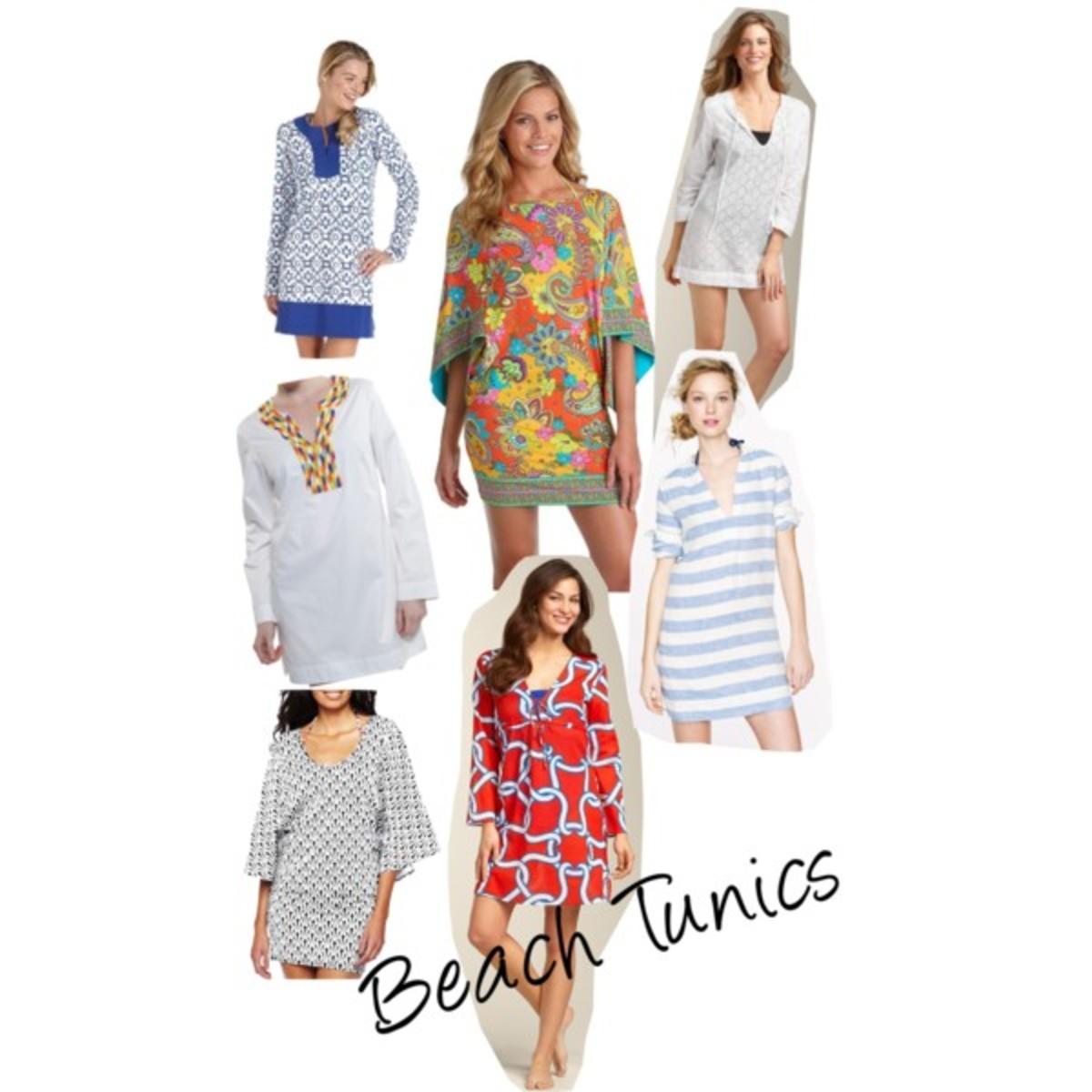beach tunics