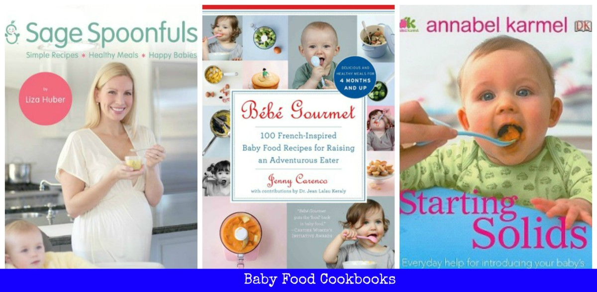 baby cook books