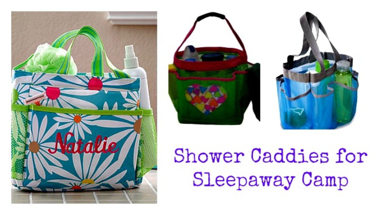 Cute Shower Caddy