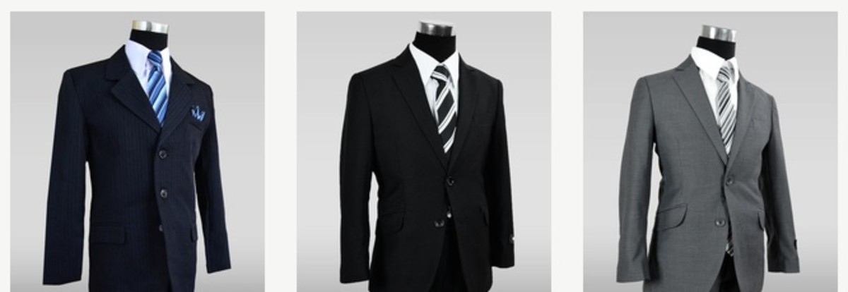 Black N Bianco Suits