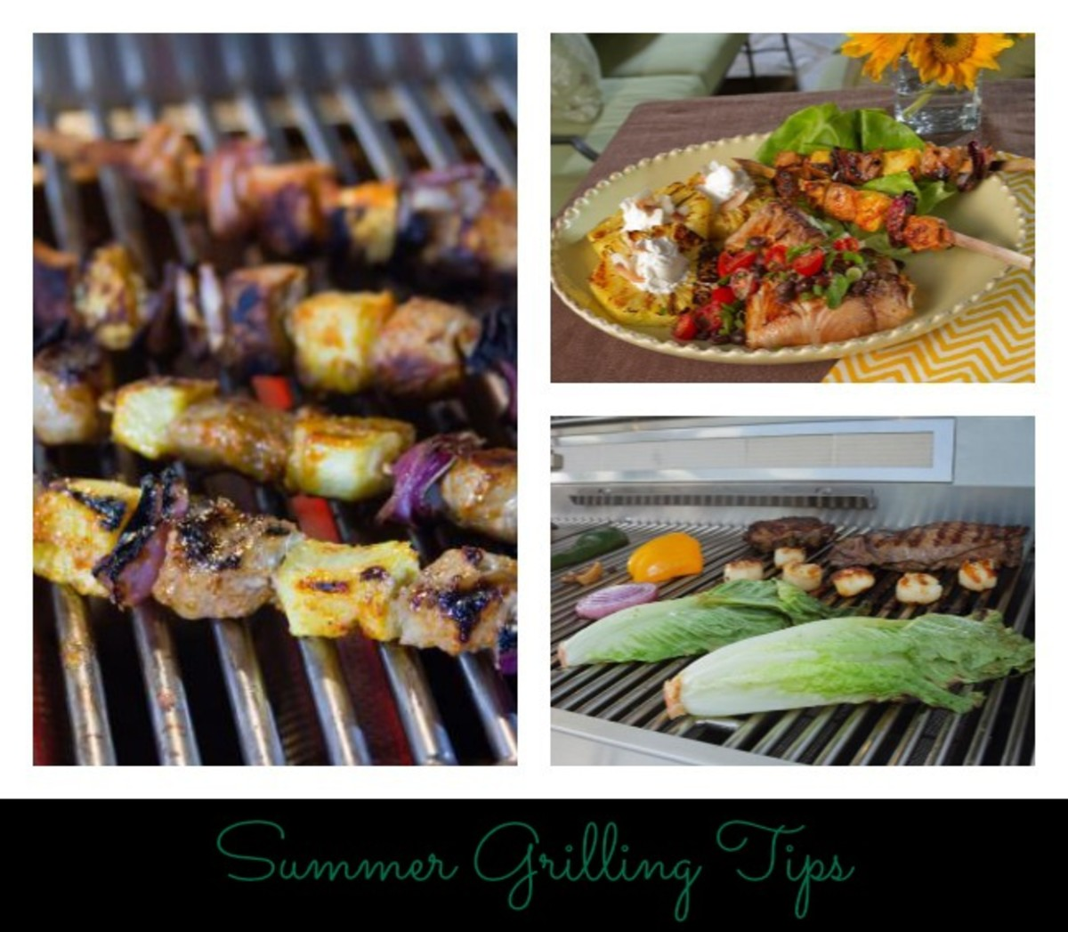 Summertime Grilling Recipes & Tips