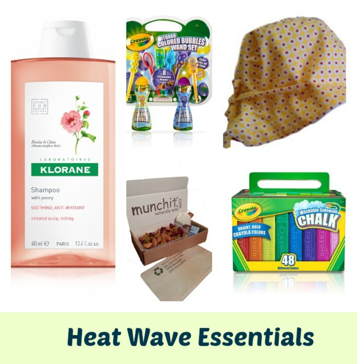HeatWave Essentials, momtrends