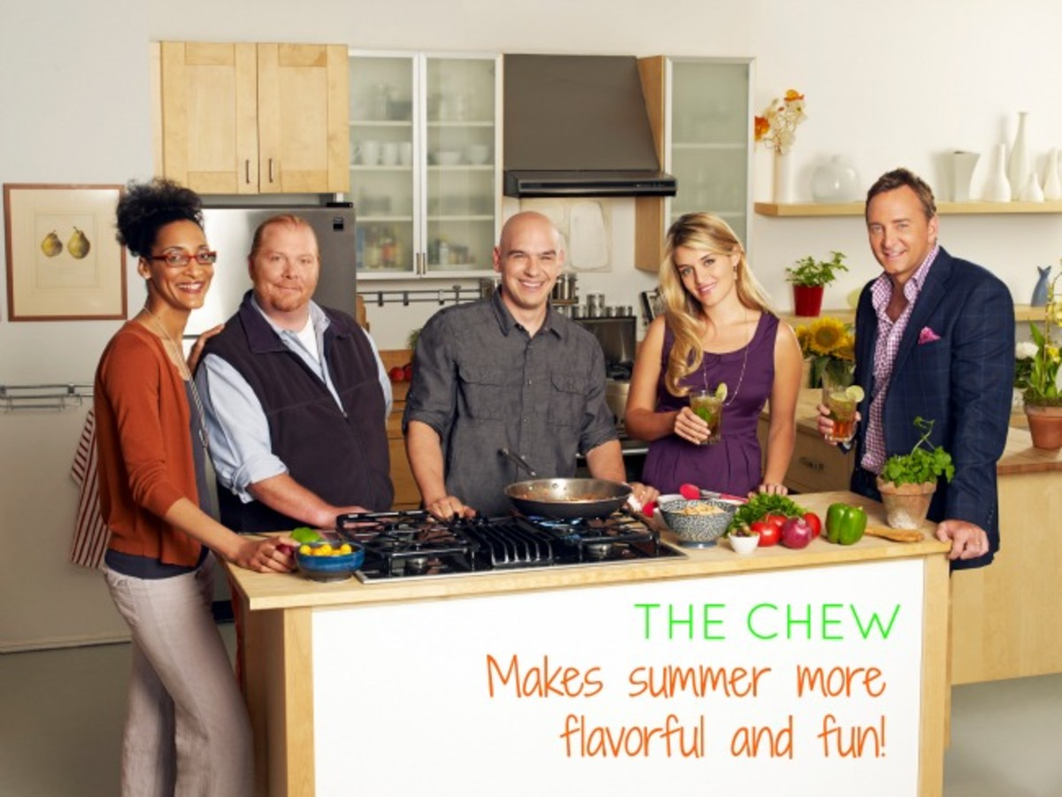 Daphne oz videos the chew clinton kelly beet cocktails unusual
