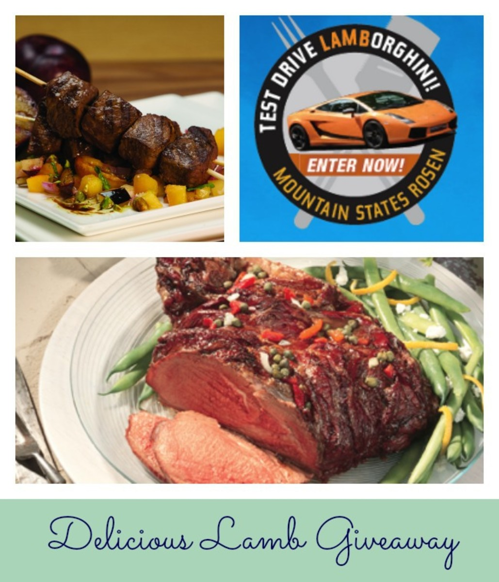 Lamb Giveaway, giveaways, contests, lamb recipes