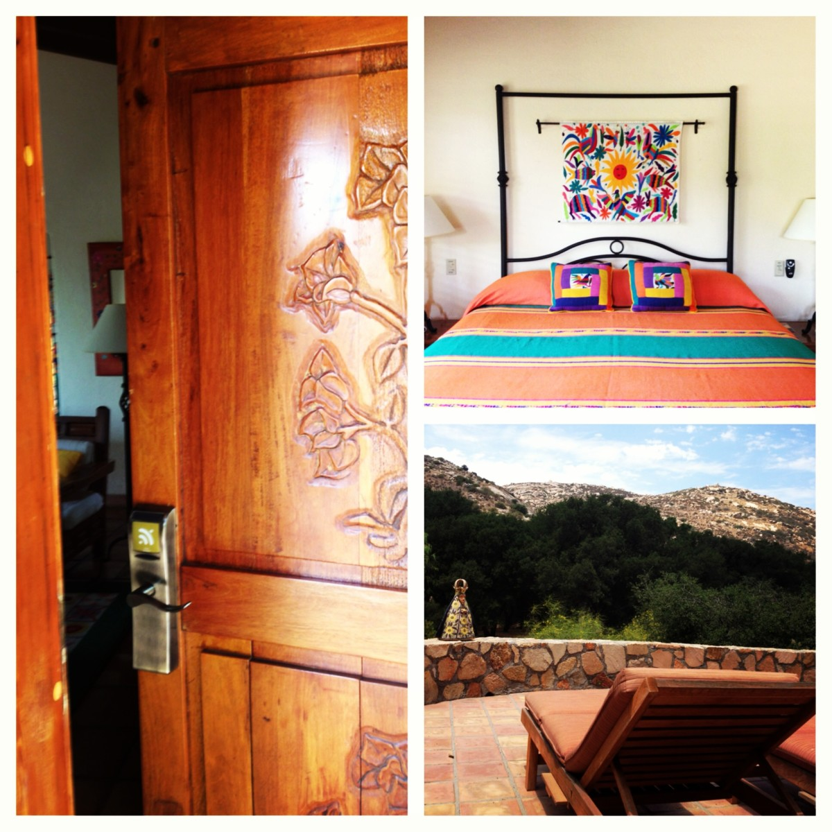 Rancho La Puerta accomodations