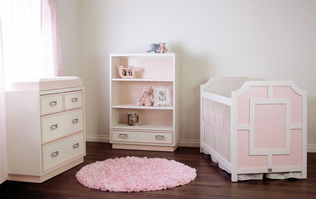 pink baby furniture. bellini nursery furniture baby pink r