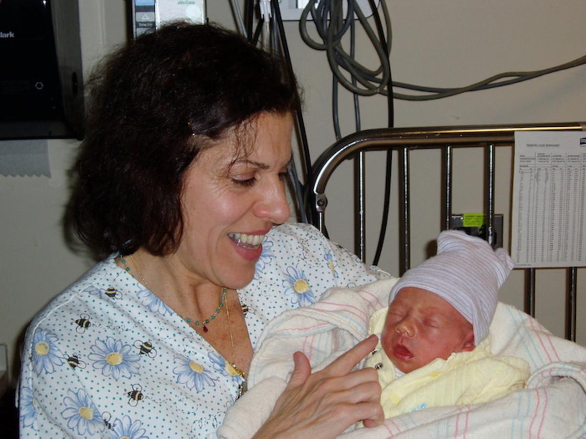 A Mom's Gratitude for NICU Nurses