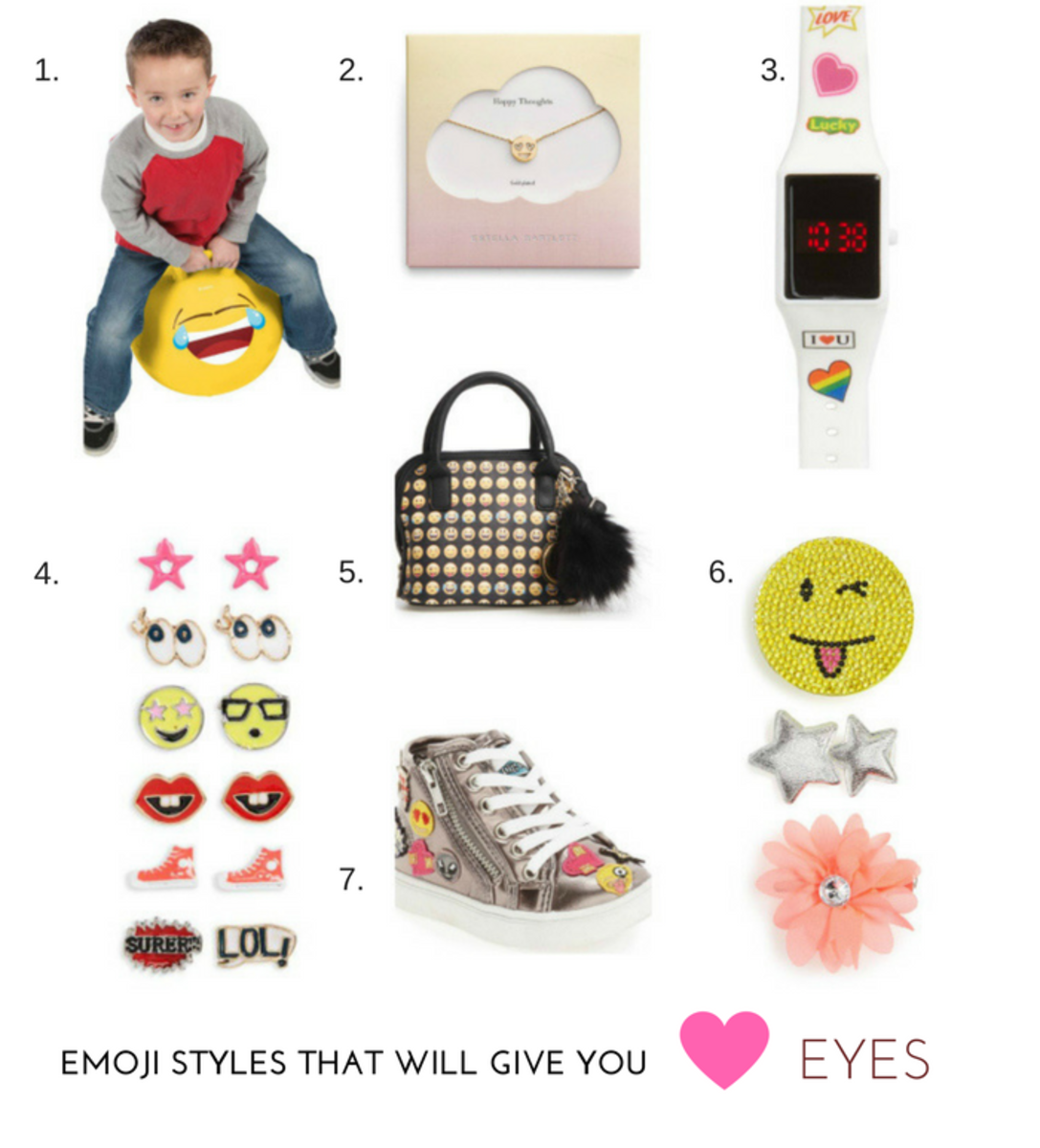 Emoji Styles Worth Eyes