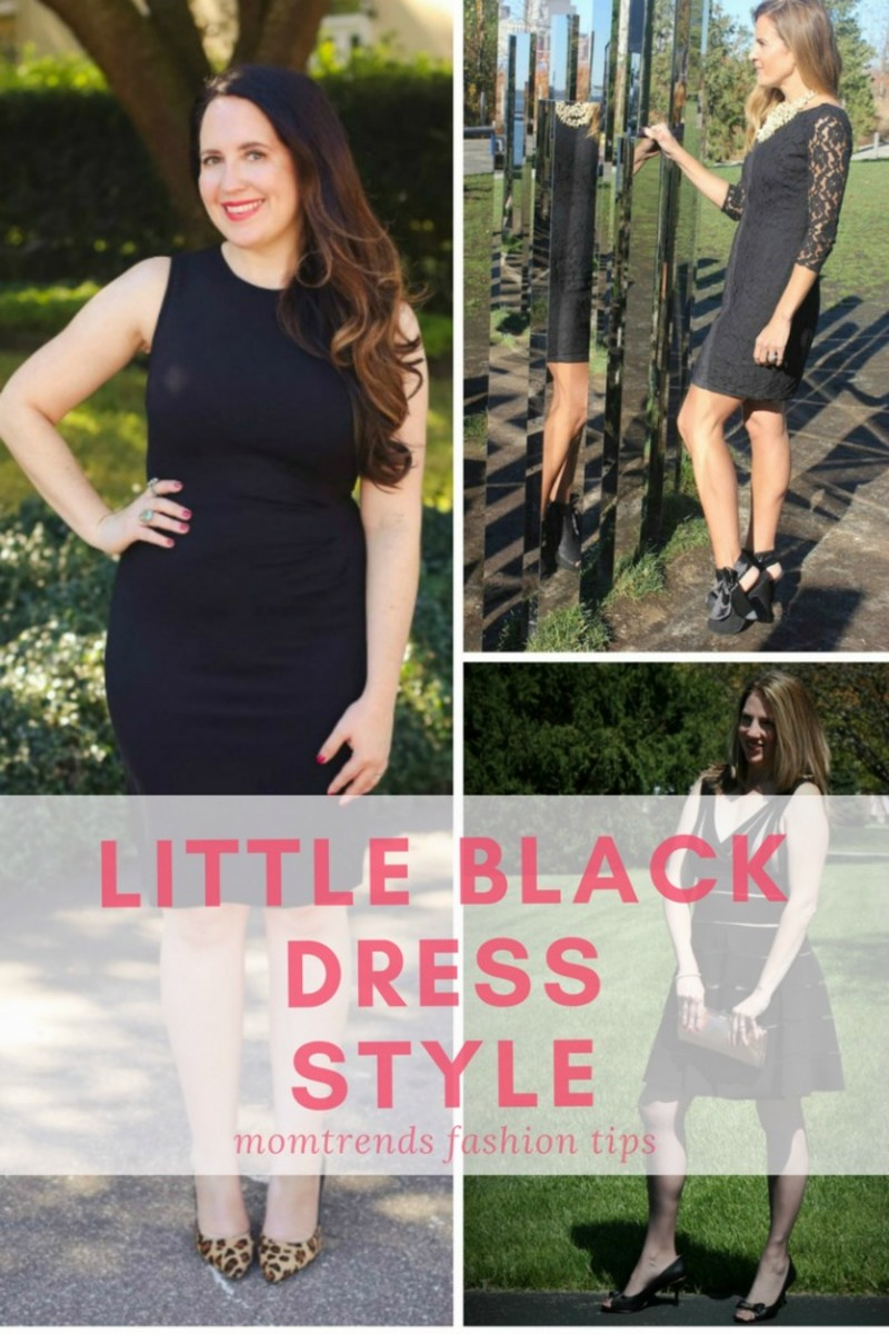 little black dress style