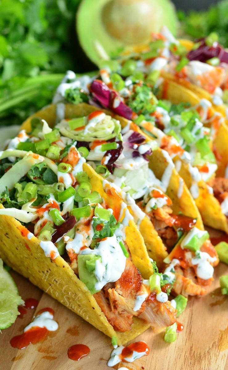 tacos siracho
