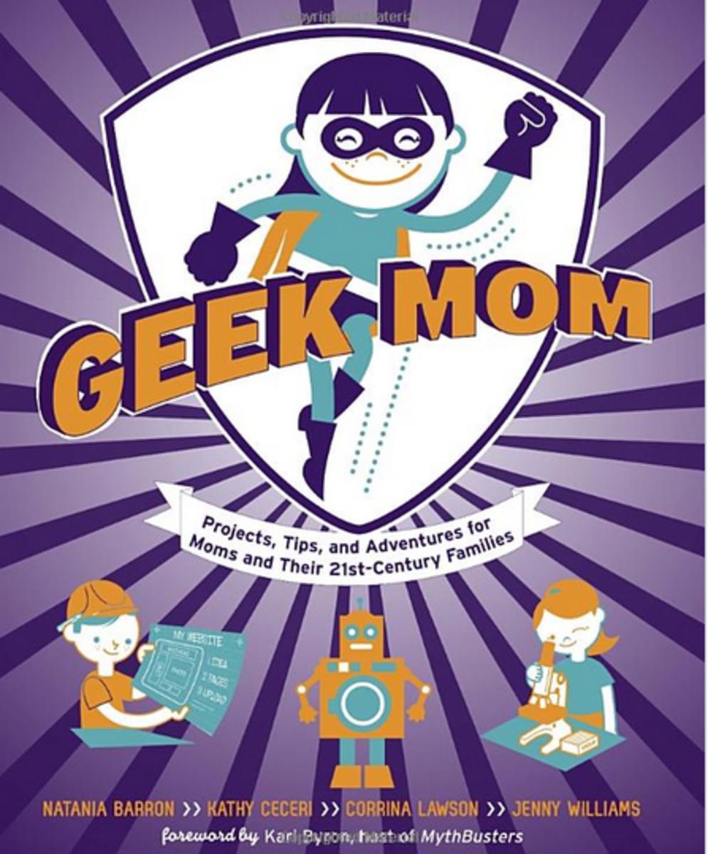 Geek Mom Book