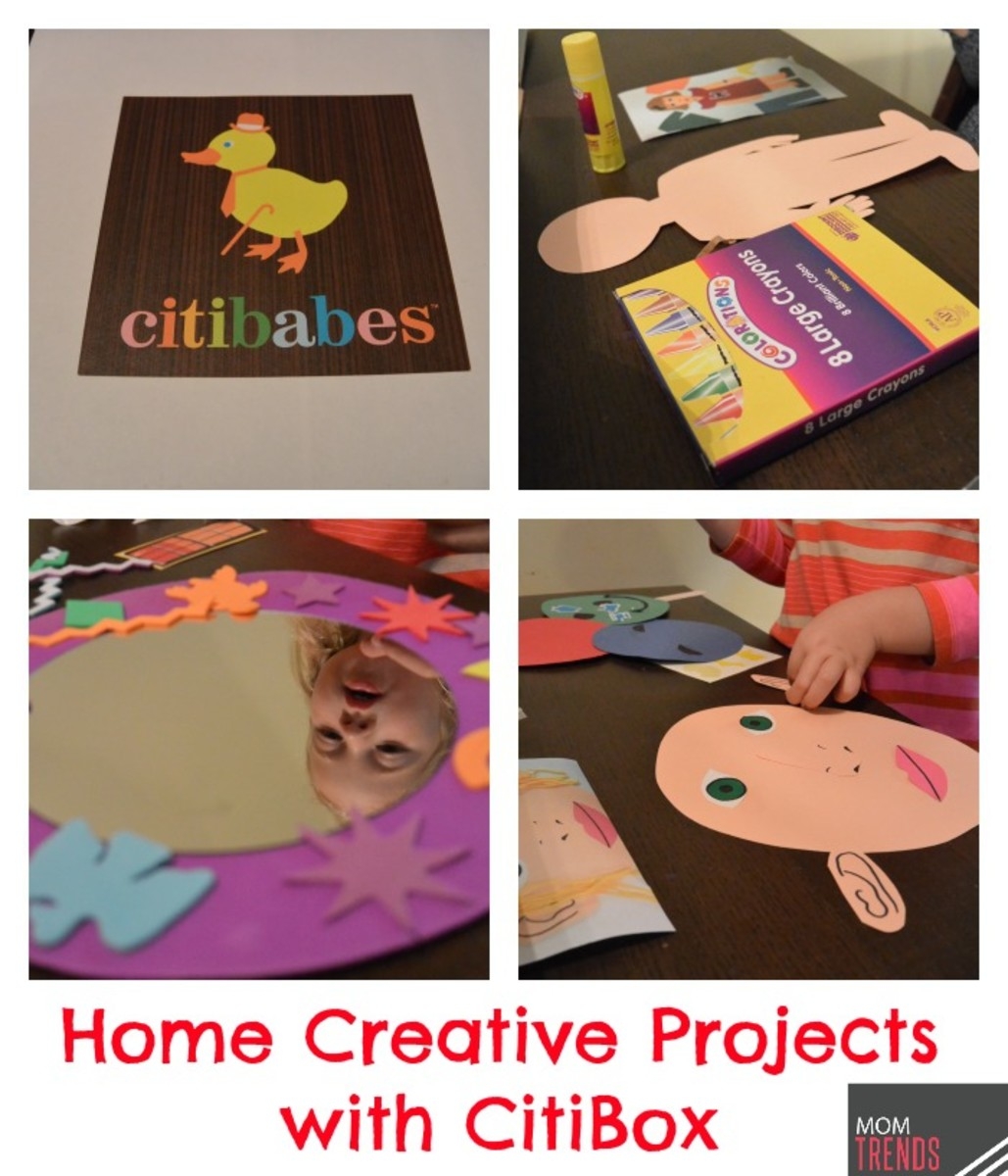 Home Creative Projects with CitiBox