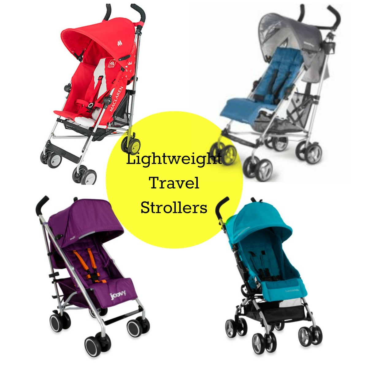 Lightweight Strollers For Travel - MomTrendsMomTrends