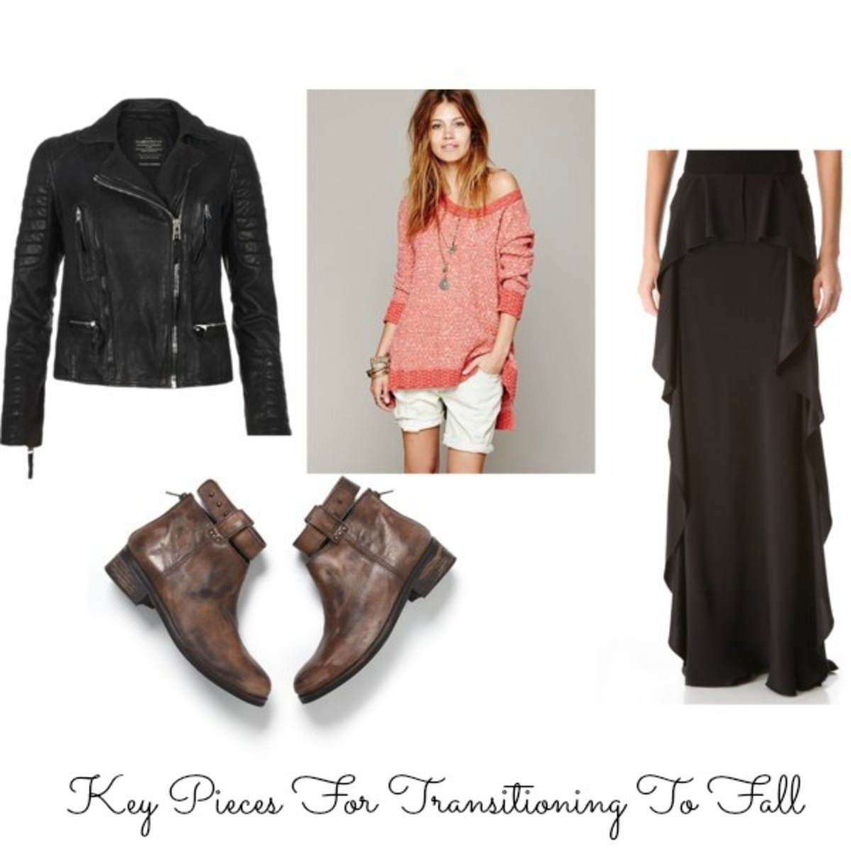 transitioning fall clothing