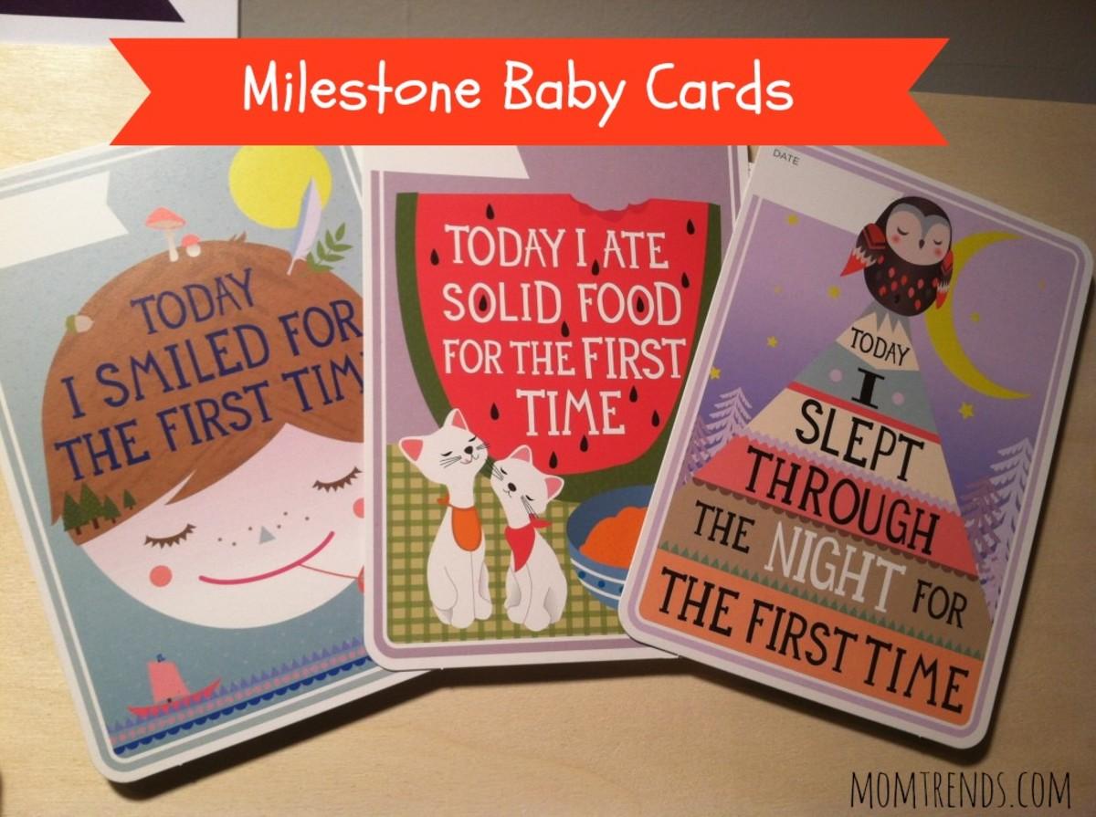 new baby gift,s baby trends, baby milestones