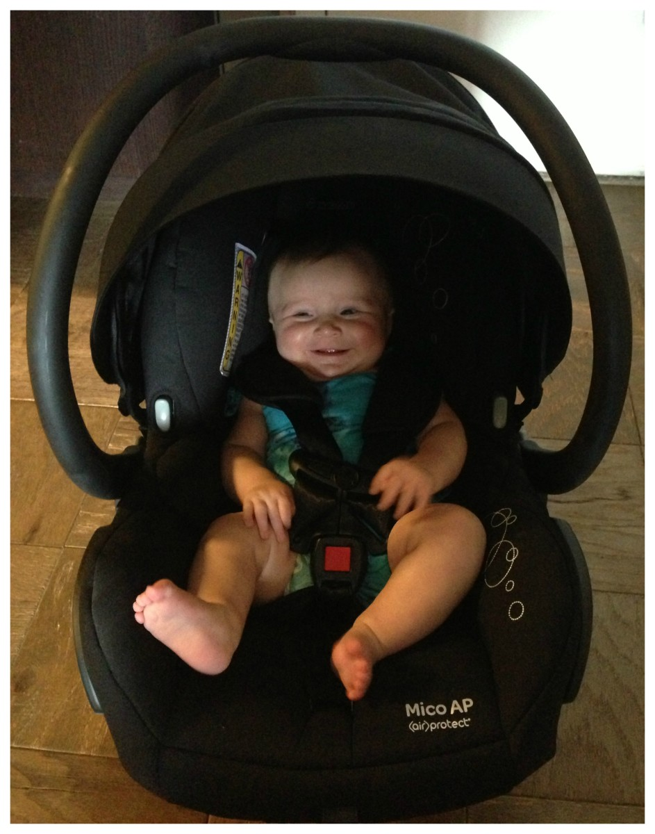 maxi cosi new infant carseat
