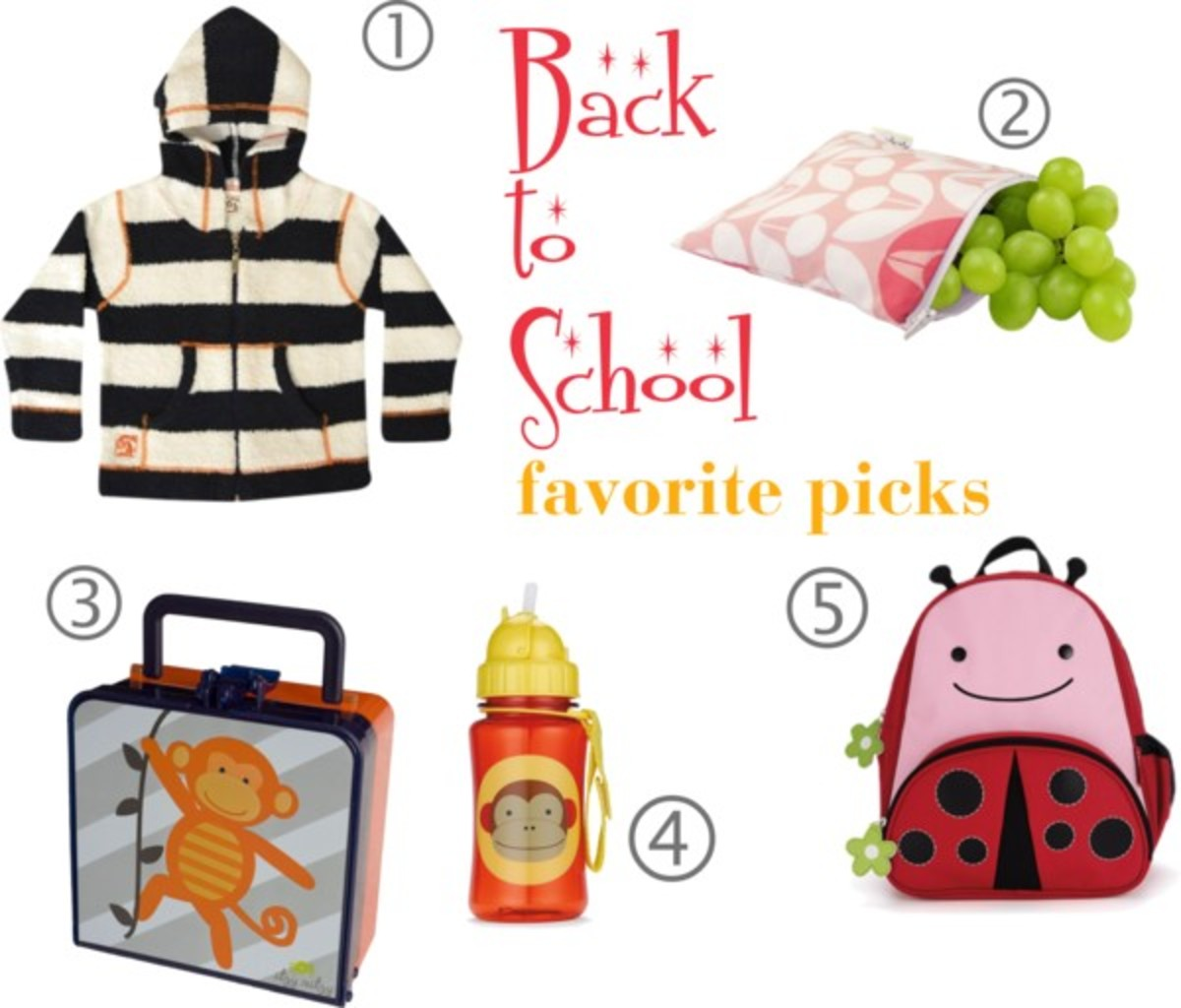 back to school trends, lunchboxes, bento boxes for kids, cool backbacks, layla grayce back to school