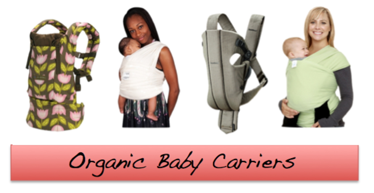 organic baby carriers