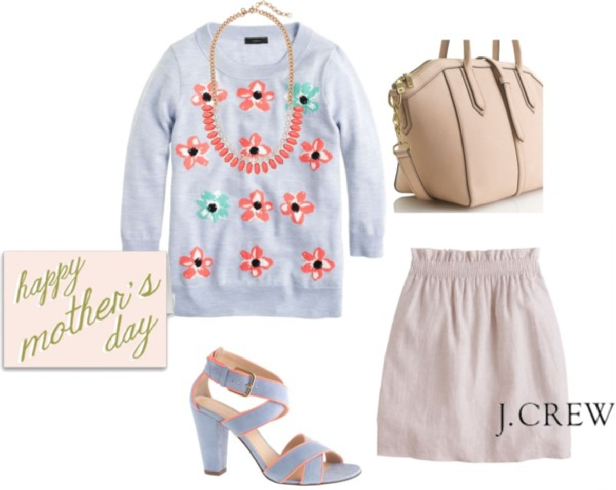 J.Crew Mother's Day Style