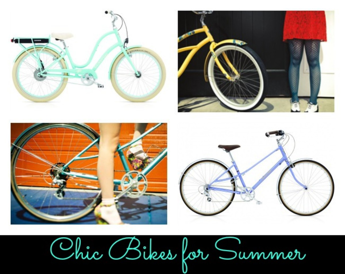 Chic Bikes for Summer