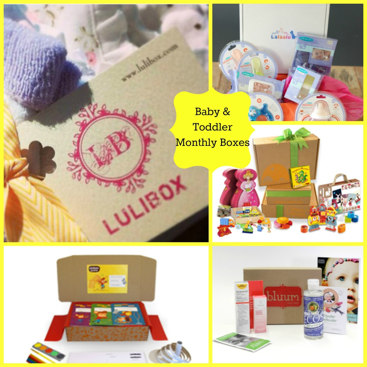 Monthly Subscription Boxes For Baby And Toddlers Archives