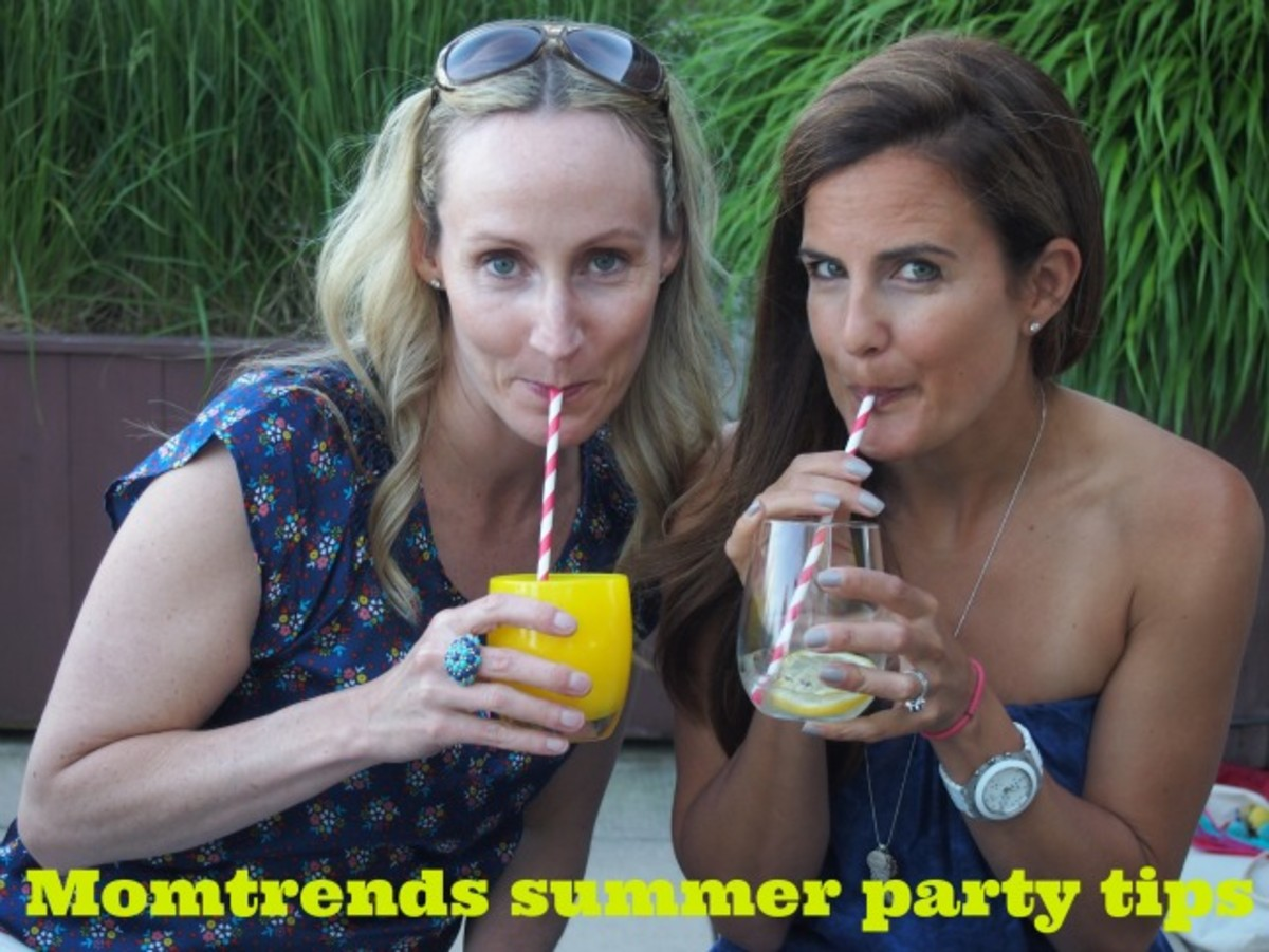 summer party tips