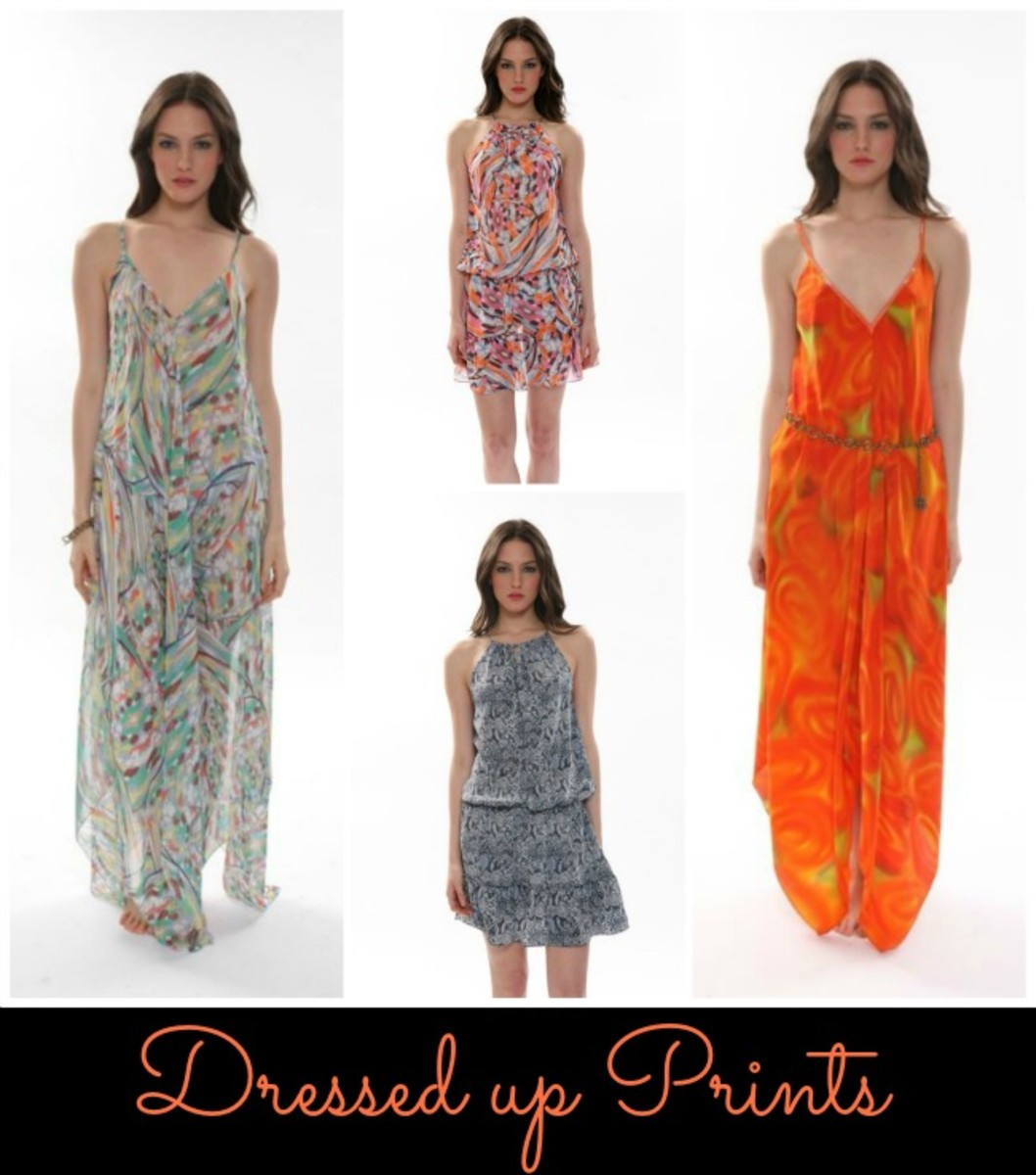 Hamptons style, hamptons fashion, prints, dressed up prints, dressed down prints, maxi dresses, stripes, jean jackets