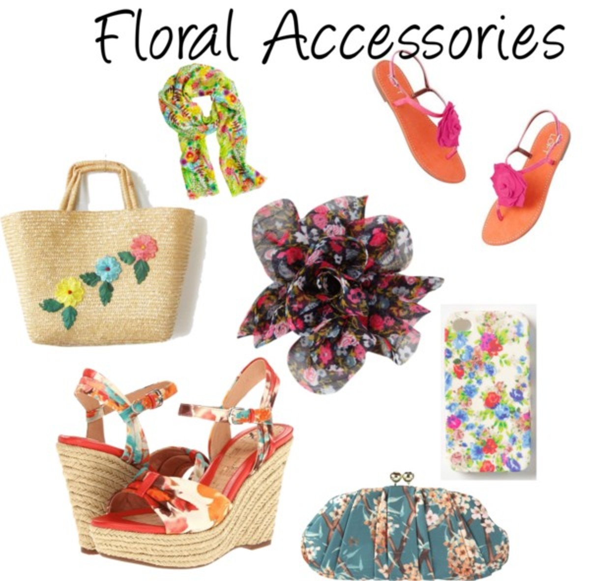 floral accessories