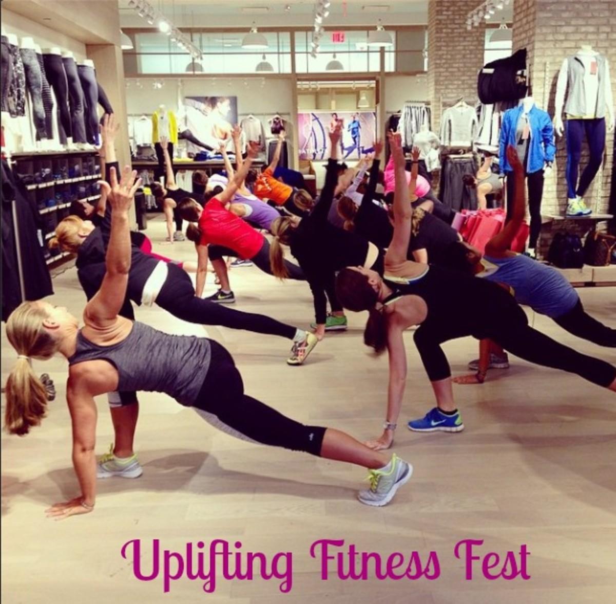 Uplifting Fitness Fest