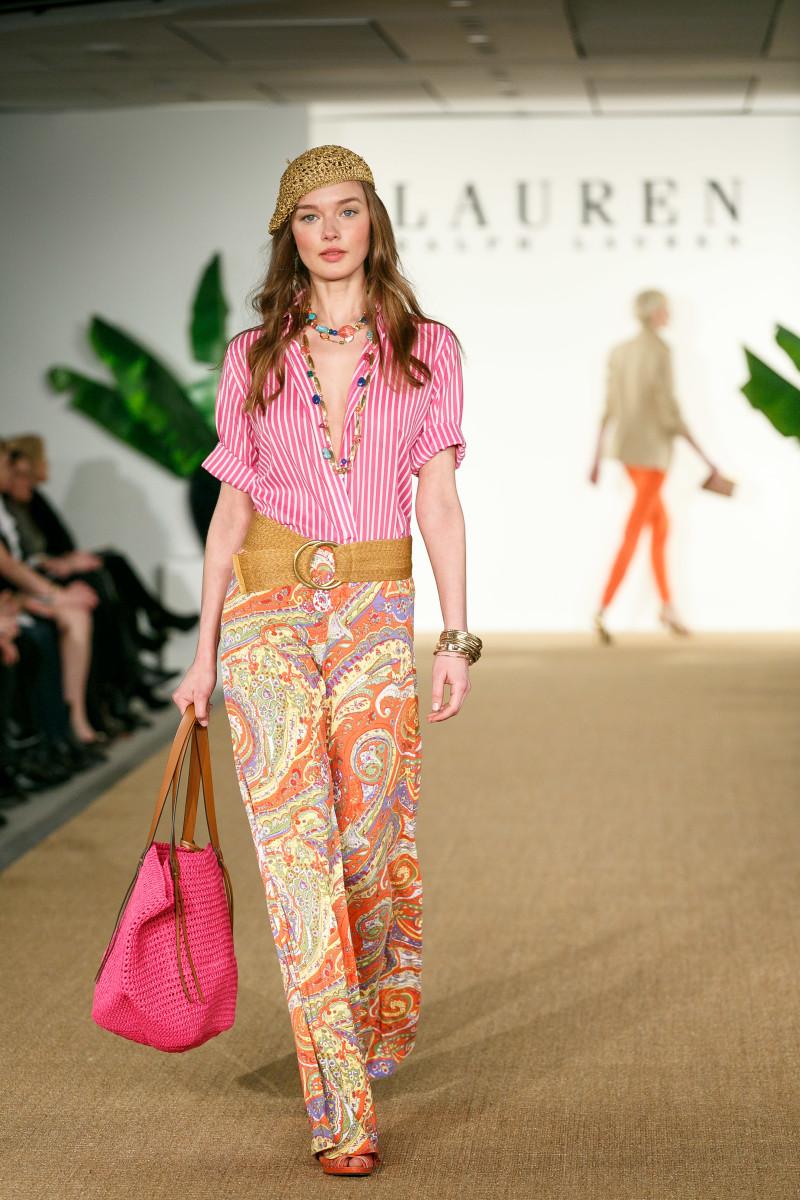 lauren runway collection