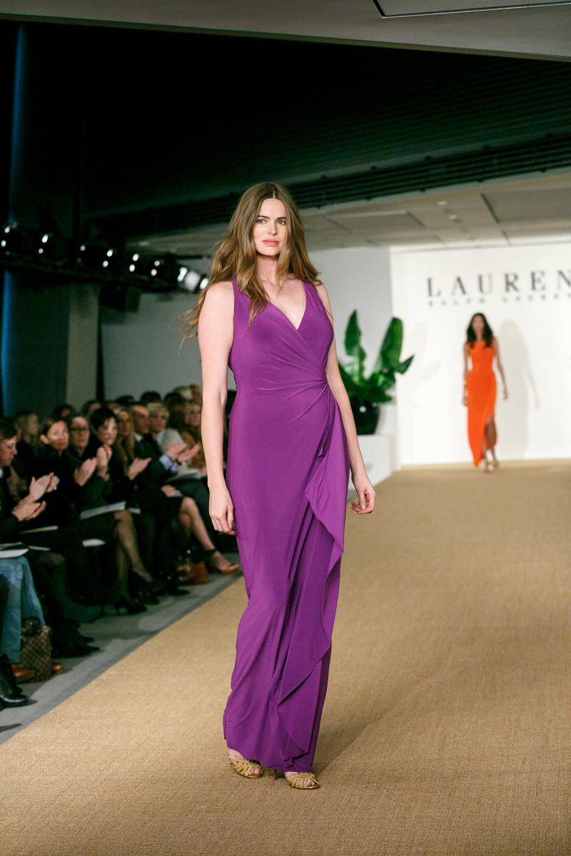 lauren fashion show plus size