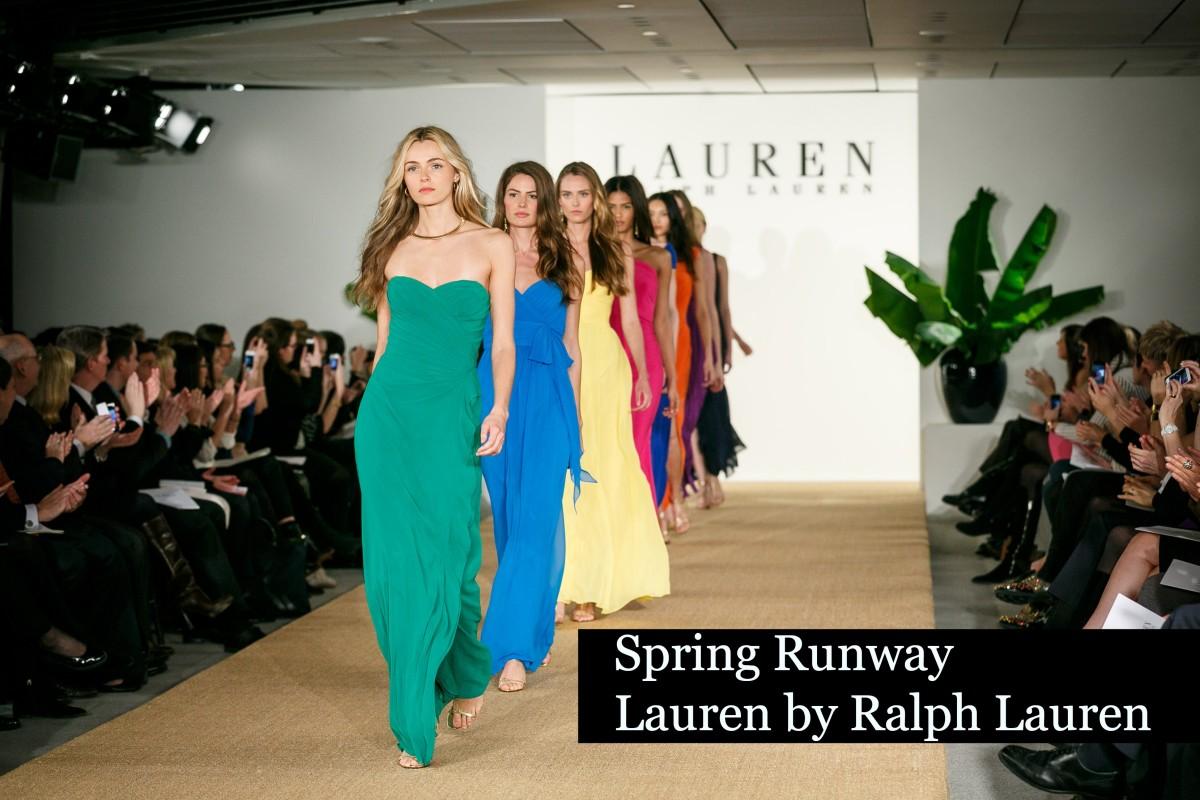 finale lauren spring fashion show