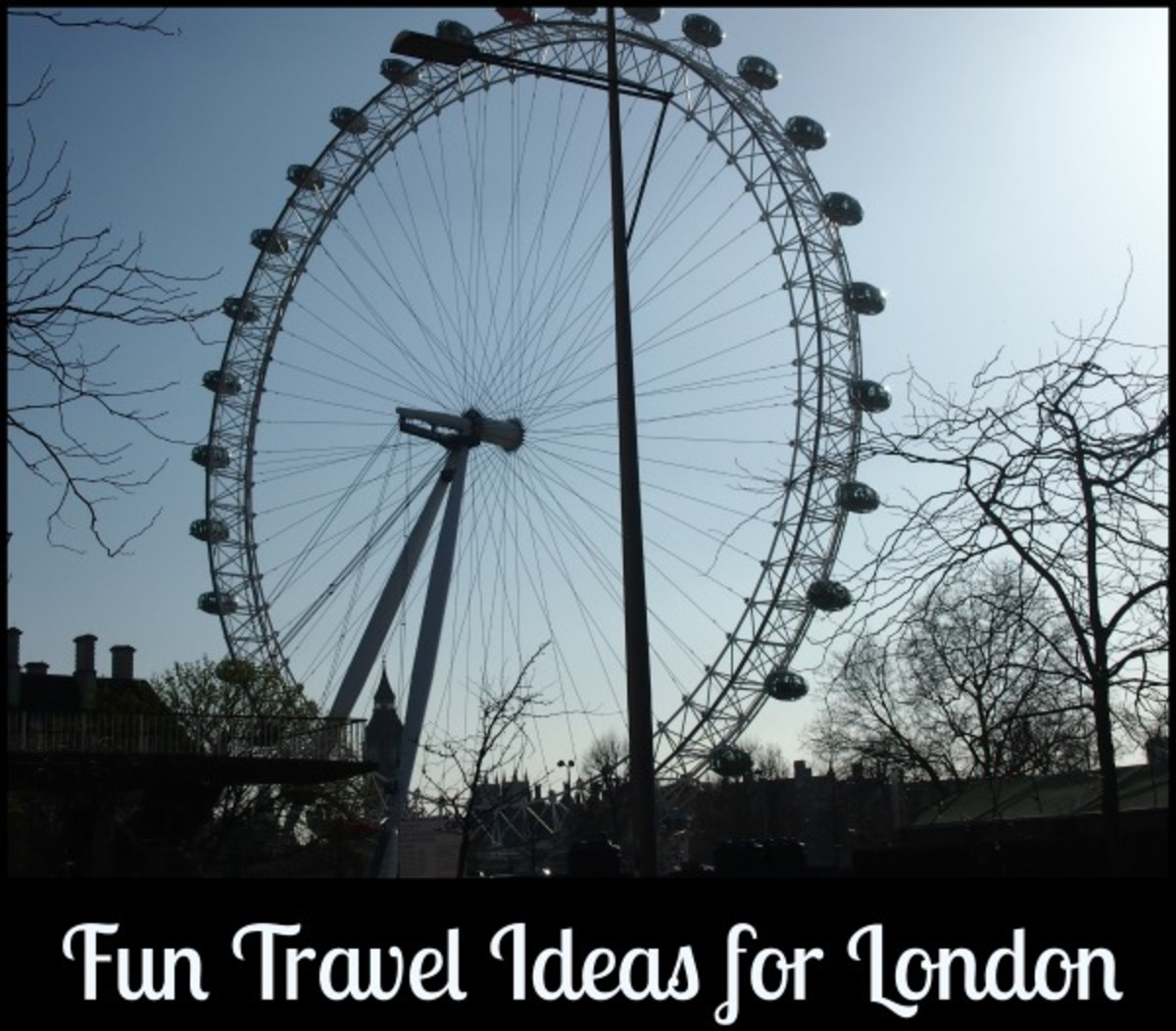 london travel notes