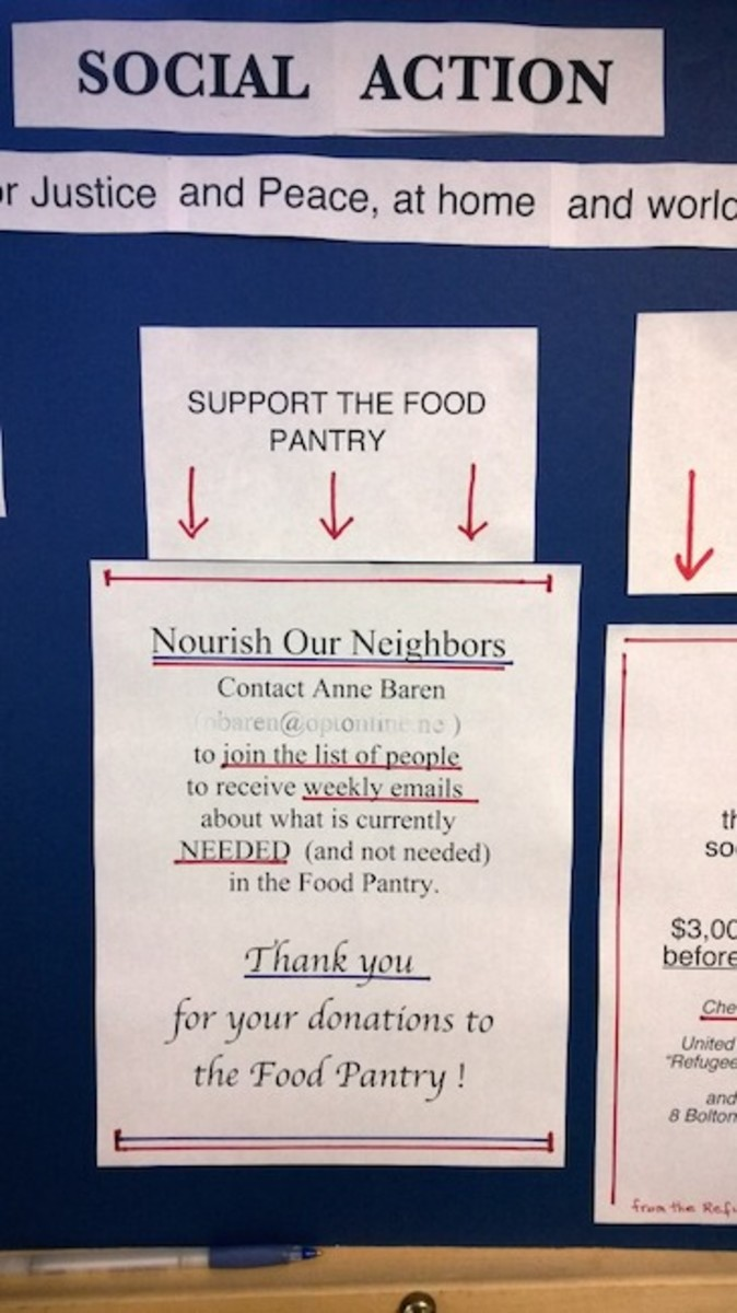 food pantry sign up