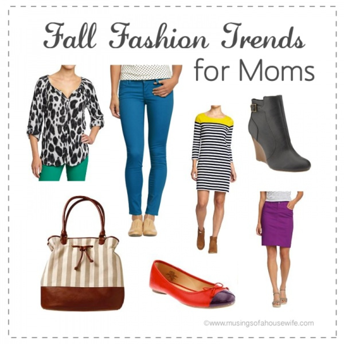 Fashion for Moms